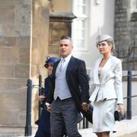 Robbie and Ayda Williams