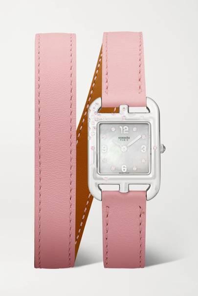 Best designer watches - double wrap strap
