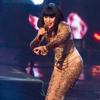 Jessie J performs at the MTV EMAs 2011
