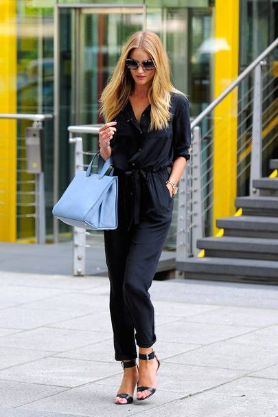 Off Duty: Rosie Huntington-Whiteley
