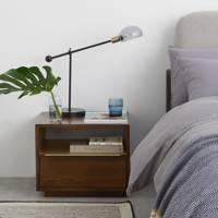 Best industrial looking bedside table