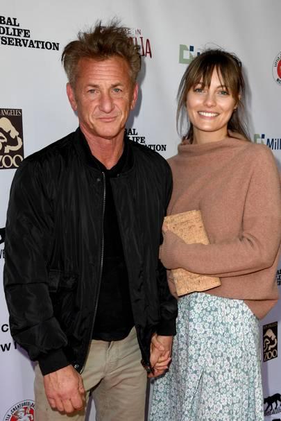 Leila George & Sean Penn