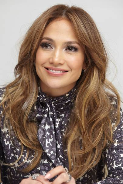 Jennifer Lopez: Look Book - celebrity hair and hairstyles | Glamour UK