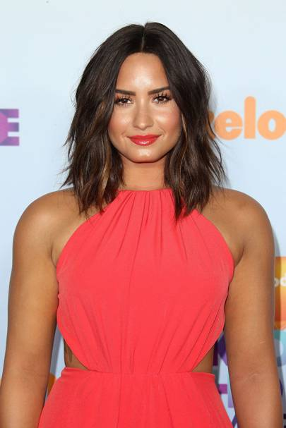 Demi Lovatos Nude Photos Released By Hacker, Again -9068