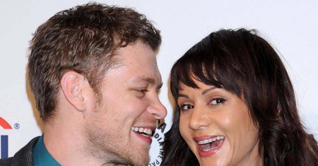 Vampire Diaries Joseph Morgan Persia White Married News Celebrity