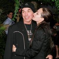 Angelina Jolie's love life was in the headlines