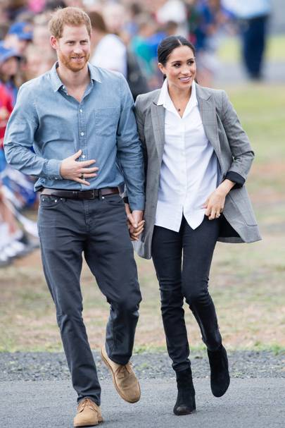 6c819e380fd269 Meghan Markle s High Heels  Why The Duchess Of Sussex Never Wears ...