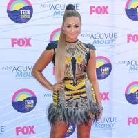 Demi Lovato at the Teen Choice Awards 2012