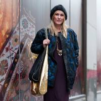 Lynn Carlin, Fashion Designer