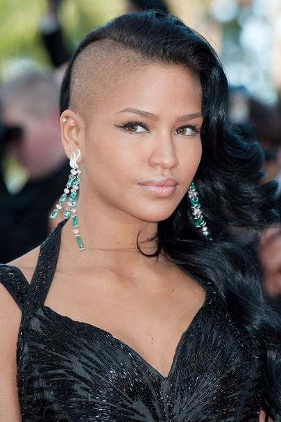 Celebrity Undercut Hairstyles Photos And Inspiration Glamour Uk