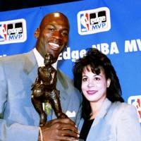 No 3: Michael and Juanita Jordan