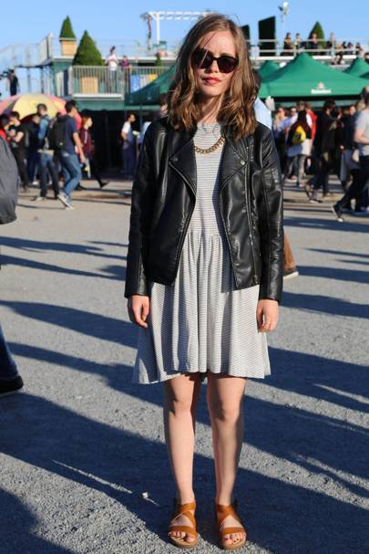 Norah, Student, Primavera Festival