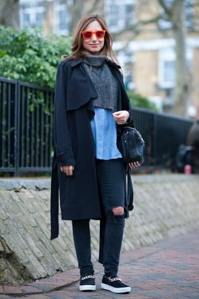Nazamin Yousefi, Fashion Designer