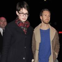 Anne Hathaway & Adam Shulman