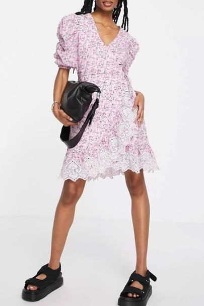 Floral ASOS dresses
