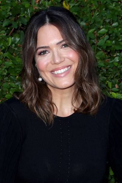 Mandy moore hated her blonde hair glamour uk rex features urmus Choice Image