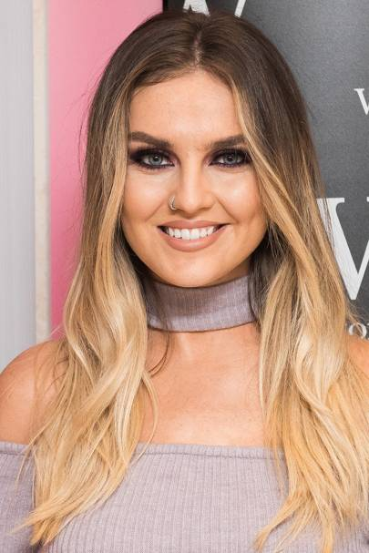 Trends 2017 hairstyles - Perrie Edwards Makeup Little Mix Hair Amp Beauty 2016