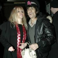 No 16: Jo and Ronnie Wood