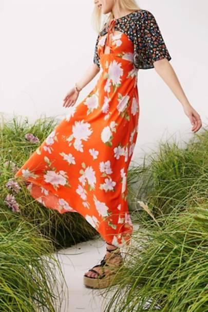 ASOS colourful dresses
