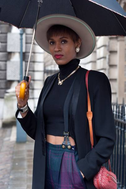 Donya Patric, Stylist and Blogger