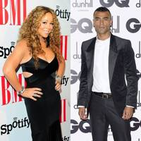 Mariah Carey & Ashley Cole
