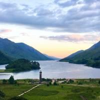 21. The Scottish Highlands