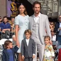 Family McConaughey
