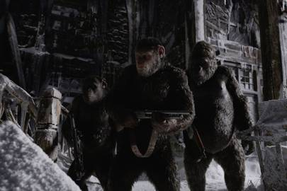 War of the Planet of the Apes (July 14th)