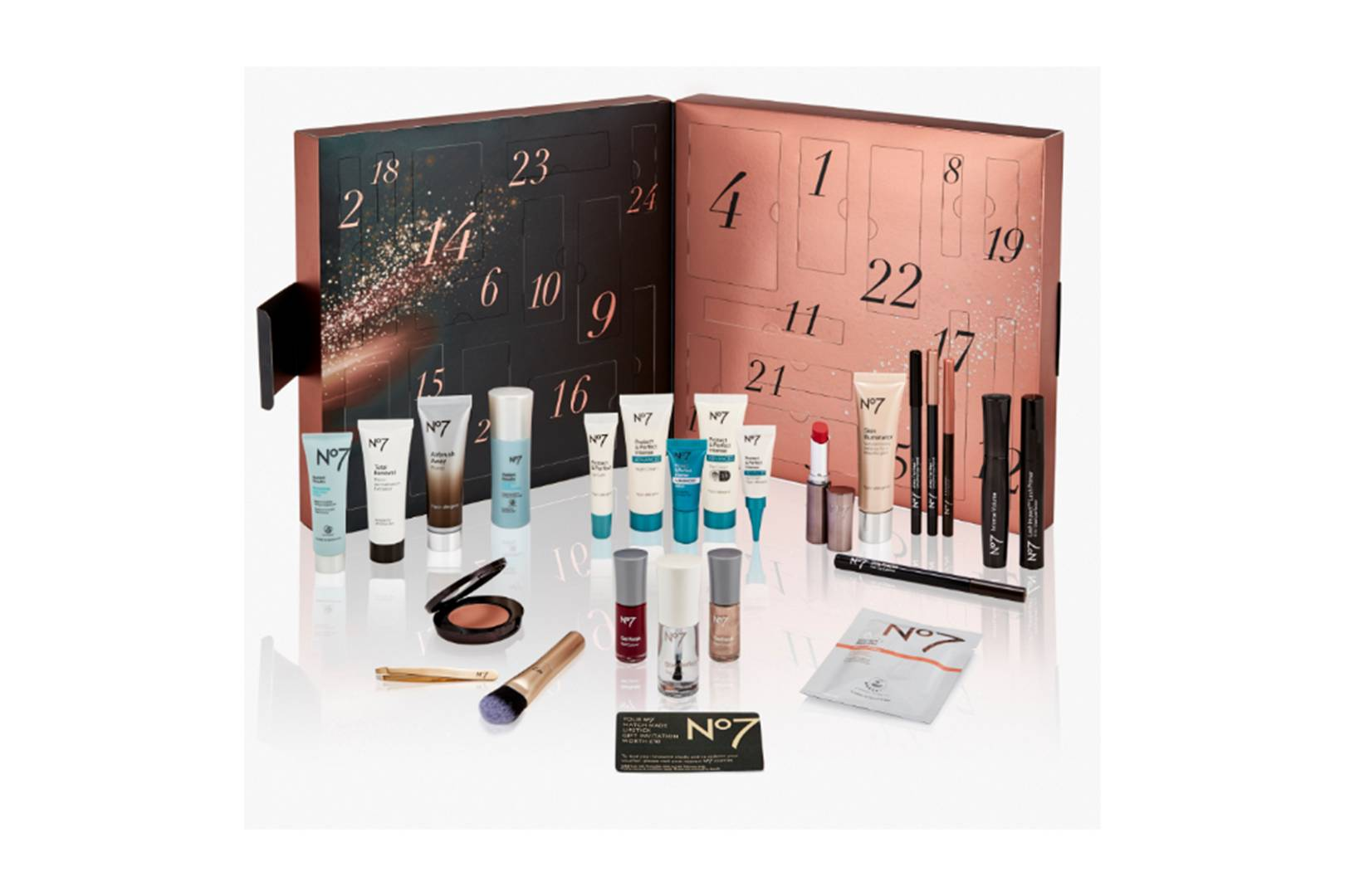 28a27b94ab4f Best Beauty Advent Calendar 2018  The Best Christmas Makeup Collections