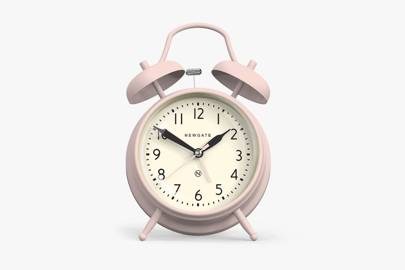 Best alarm clocks: the analogue alarm clock