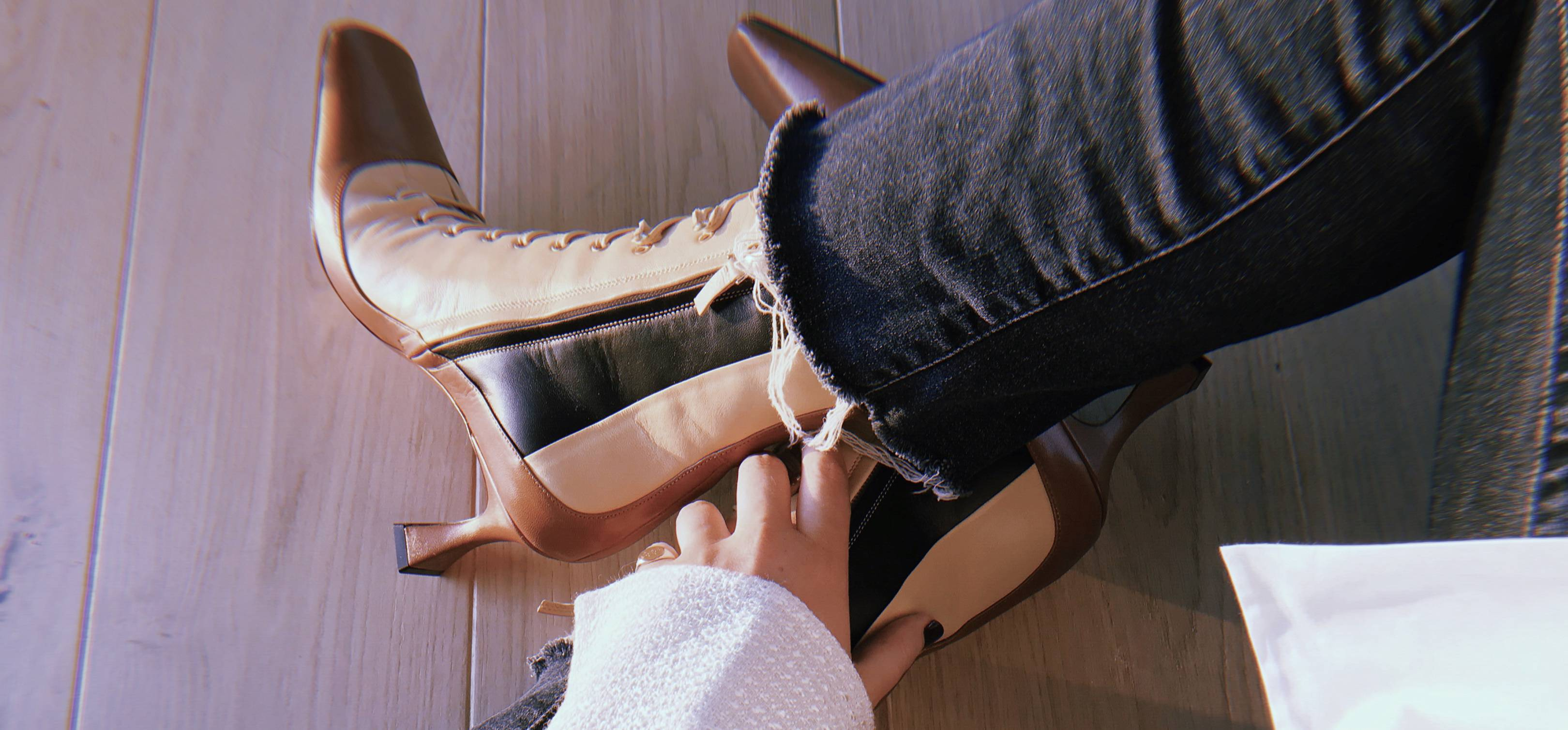 Square Toe Boots Trend: Say Goodbye To