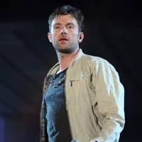 Damon Albarn at Coachella