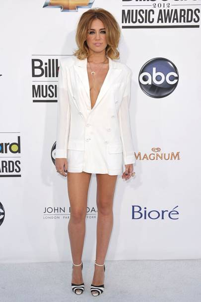 Miley Cyrus at the Billboard Music Awards 2012