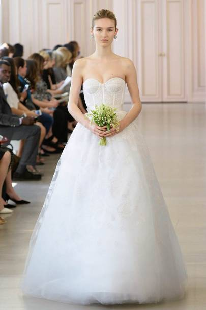 Oscar de la Renta, Bridal Fashion Week