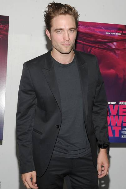 Best Dressed Man: Robert Pattinson