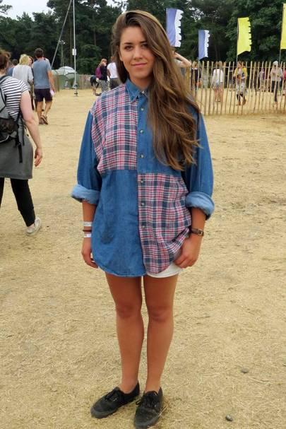 Hannah Wright, Latitude Festival