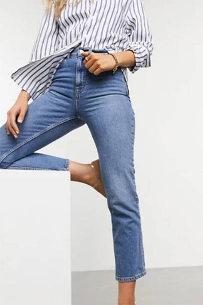 Best ASOS High-Waisted Jeans: ASOS