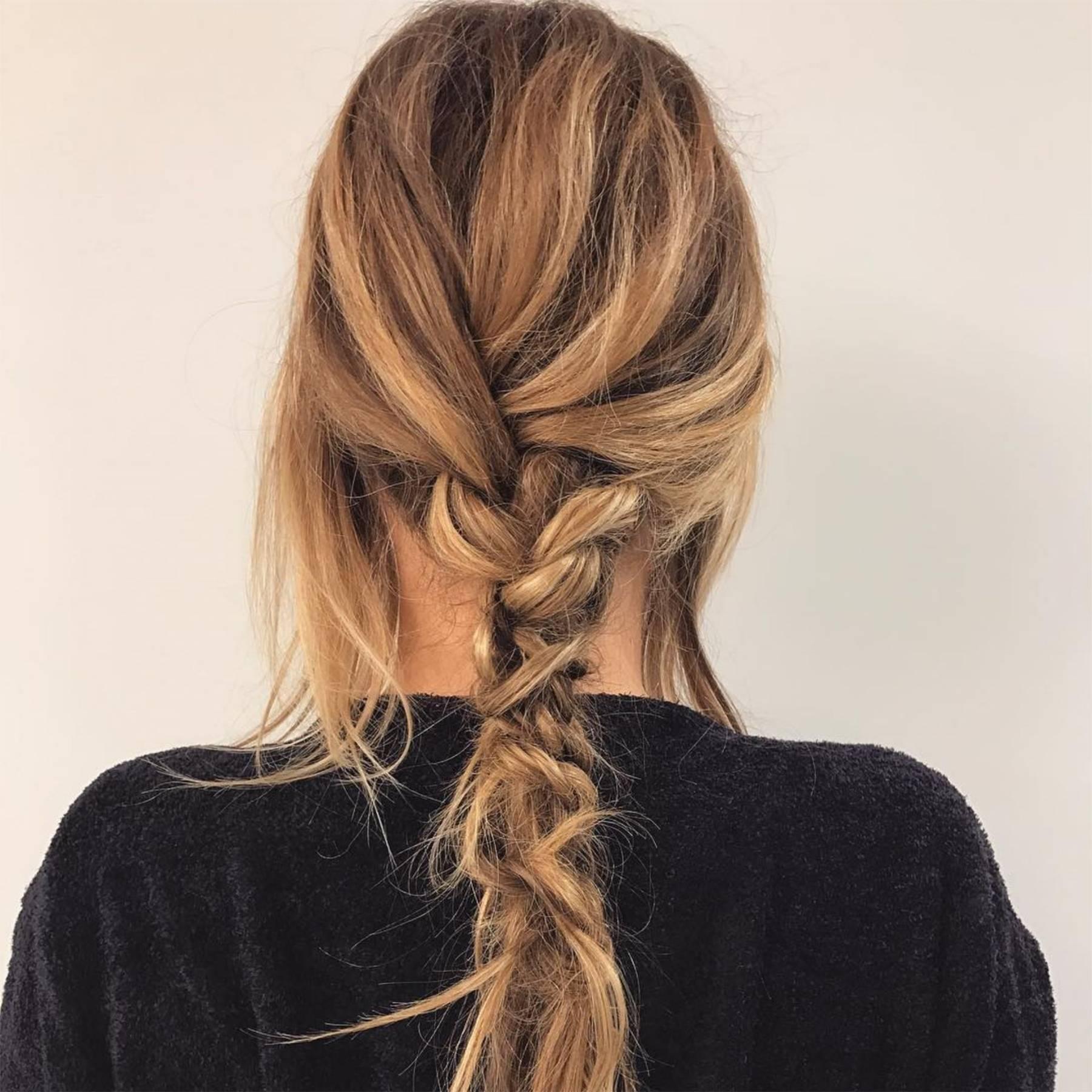Awe Inspiring Ponytail Hairstyles 2019 Hair Up Ideas Glamour Uk Schematic Wiring Diagrams Phreekkolirunnerswayorg