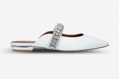 Flat Designer Bridal Shoes: Kurt Geiger London