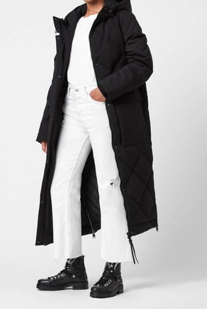 Best Puffer Jacket for Women: AllSaints