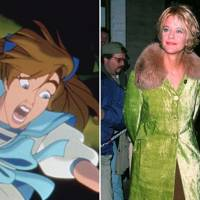 Meg Ryan as Anastasia in Anastasia