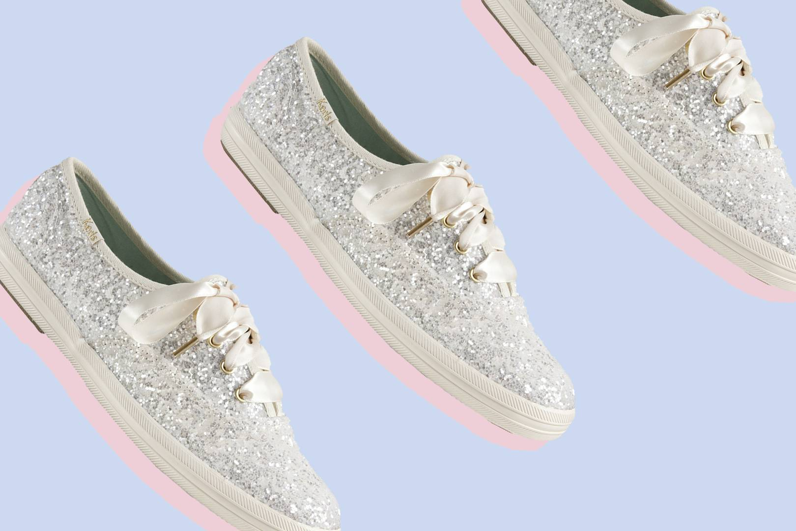 df55660e98ad Wedding Trainers Are Perfect For Brides Who Hate Heels