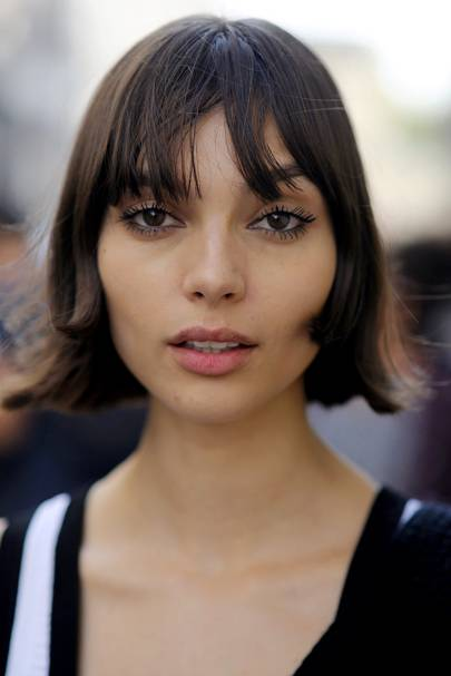 Bob hairstyles hair trends ideas from celebrities glamour uk rex features urmus Choice Image