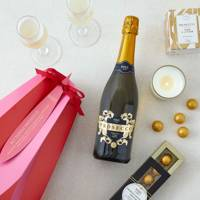 Cheap Christmas gifts: the Prosecco gift