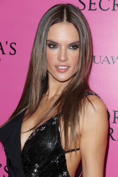 Straight Hairstyles Super Sleek Straight Hair Style Inspiration