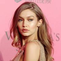 Gigi Hadid's golden eyes