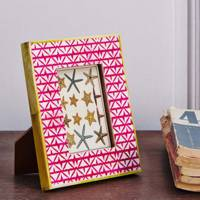 Unusual gifts: the photo frame