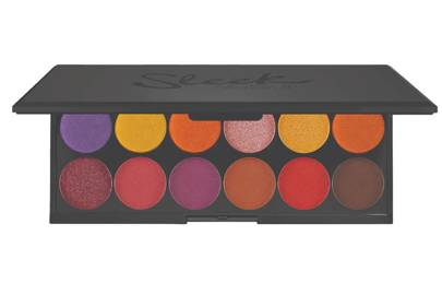 Best eyeshadow palette for sunny shades