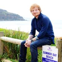 Ed Sheeran in Home and Away