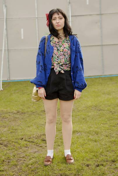 Jo Ellie, Events Manager, Lovebox 2012